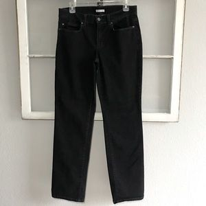 EILEEN FISHER Organic Cotton Blend Jeans Size 8